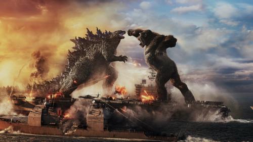 King Kong contre Godzilla : une rivalité titanesque pour exorciser le blues du Covid