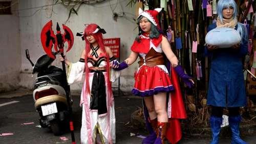 Au Japon, le gouvernement envisage de réglementer les cosplays