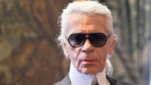 Sotheby's désignée pour vendre la collection fleuve de Karl Lagerfeld