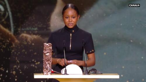 César 2021: Fathia Youssouf, 14 ans et Meilleur espoir féminin pour Mignonnes