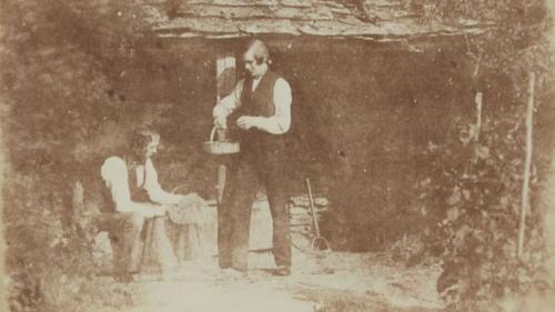 Des calotypes du pionnier de la photographie William Talbot en vente chez Sotheby's