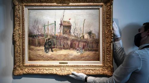 L'un des rares Van Gogh encore en mains privées vendu à Paris 14 millions d'euros
