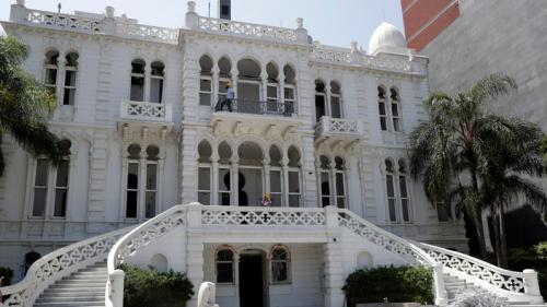 La France débloque 500.000 euros pour venir au secours du musée Sursock de Beyrouth