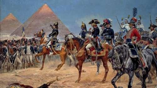 Bicentenaire de Napoléon: 19 mai 1798, l'Égypte en trompe-l'œil