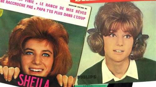 L'Œil de l'INA  : il y a 60 ans, les débuts de Sheila avec ses peluches et ses couettes