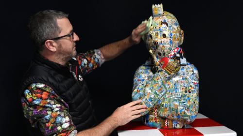 «Est-ce vraiment Hergé qui a créé Tintin ?» Un sculpteur et la société Moulinsart devant la justice