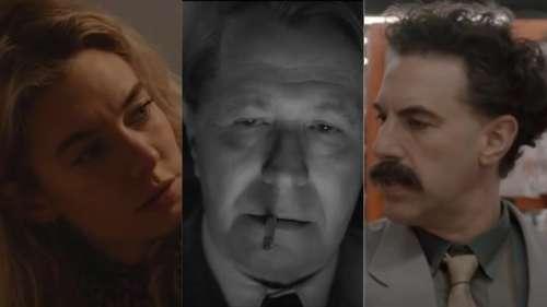 Pieces of a Woman, Mank, Borat 2… Comment voir les films en lice aux Oscars?