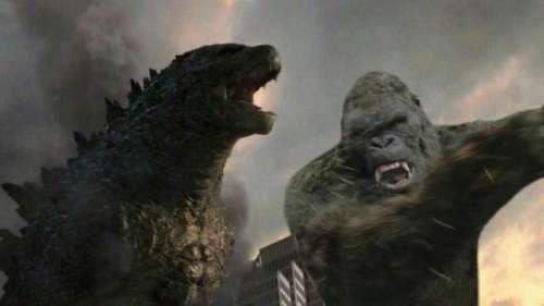 Godzilla vs Kong, un grand tour à la fête foraine