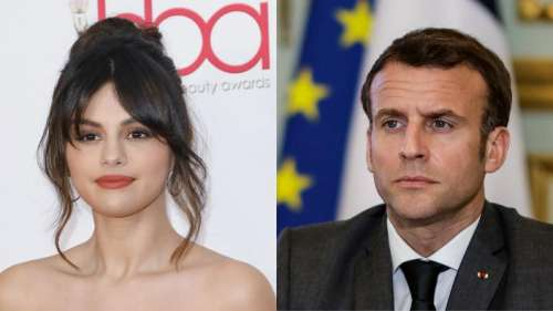 Emmanuel Macron répond à Selena Gomez sur la question de la solidarité vaccinale