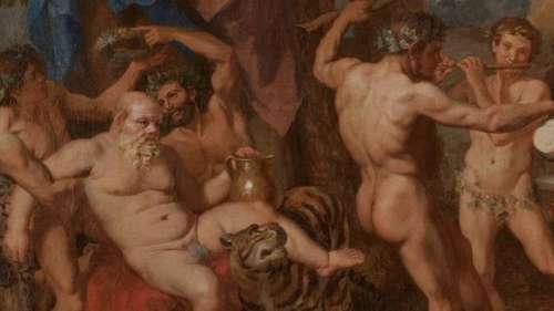 Un tableau orgiaque des réserves de la National Gallery réattribué à Nicolas Poussin