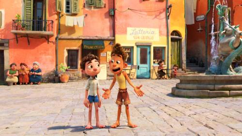 Luca, le dernier film des studios Pixar, sortira exclusivement sur Disney+