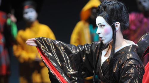Pour ses 20 ans, Opéra en plein air s'envolera le mois prochain avec Madame Butterfly