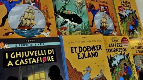 Un peintre mêlant les univers de Tintin et Hopper sera-t-il condamné pour contrefaçon ?