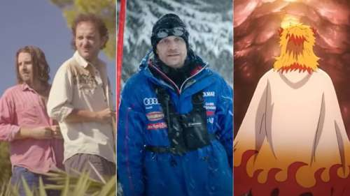 Mandibules, Slalom, Demon Slayer... Les films à voir ou à éviter cette semaine au cinéma
