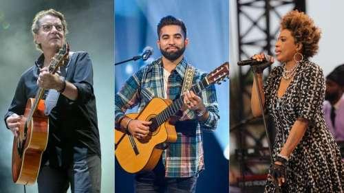 Francis Cabrel, Kendji Girac, Macy Gray... Les concerts à réserver en juin