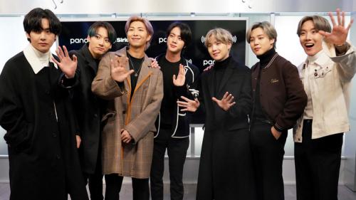 Après Dynamite, les rois de la K-Pop BTS reviennent avec Butter, un second single en anglais