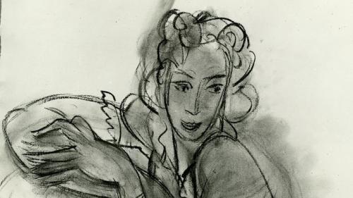 Un dessin de Matisse retrouvé par miracle au-dessus d'une armoire à Manosque