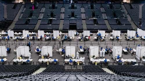 Des tests, de la paperasse mais pas de live : le parcours des 2500 non-sélectionnés pour le concert-test d'Indochine