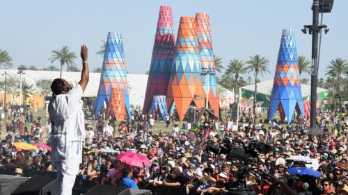 Après deux ans d'absence, le festival de Coachella sera de retour en 2022