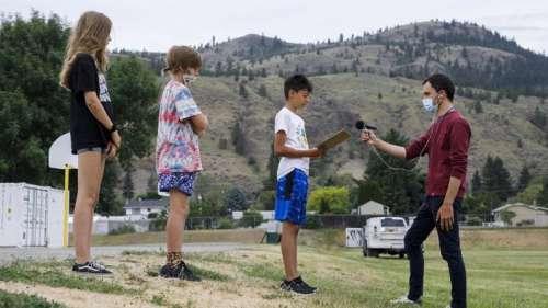 Au Canada, des jeunes rendent hommage aux enfants disparus des pensionnats autochtones