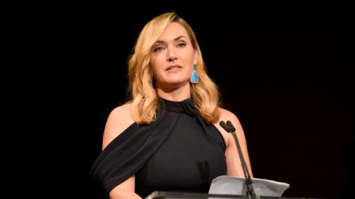 Kate Winslet salue les évolutions à Hollywood en faveur des femmes
