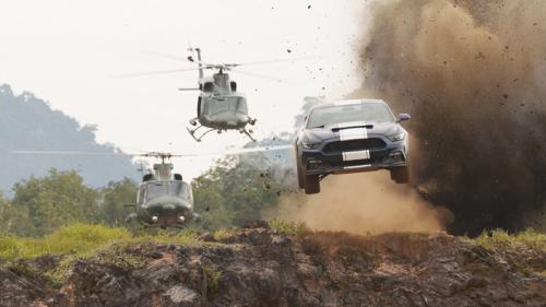 Fast and Furious 9 prend de vitesse le box-office nord-américain