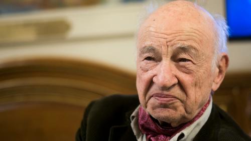 Le sociologue Edgar Morin fête ses 100 ans à l'Unesco et à L'Élysée