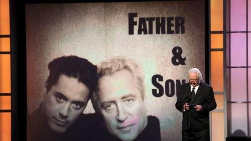 Robert Downey Sr., le père de l'interprète de Sherlock Holmes, est mort à 85 ans