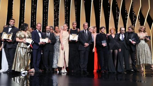 Festival de Cannes 2021: le palmarès complet de la 74e édition