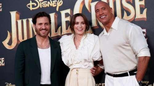Avec Jungle Cruise, Disney vogue en tête du box-office américain