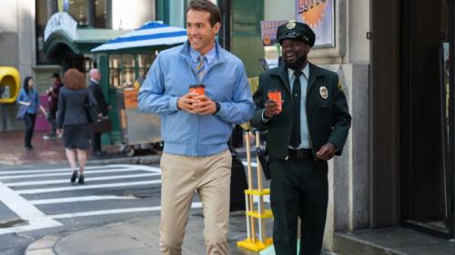 Free Guy reste en tête du box-office nord-américain
