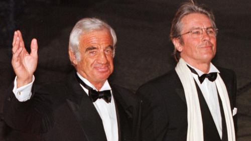 «C'est le plus grand qui est parti»: pluie d'hommages pour Belmondo