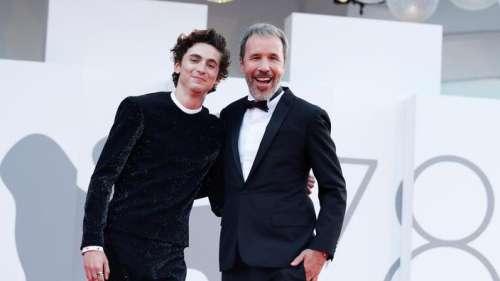 Après Dune, Timothée Chalamet aimerait jouer «dans un film français»