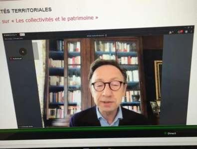 Stéphane Bern réclame un «new deal» pour le patrimoine