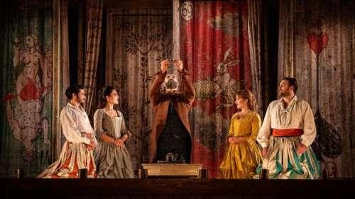Opéra: les régions donnent de la voix