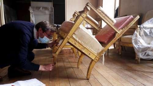 Fontainebleau retrouve ses meubles