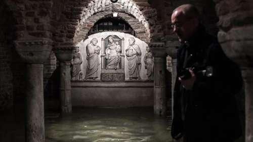 Le martyre de la basilique Saint-Marc, victime des inondations de Venise