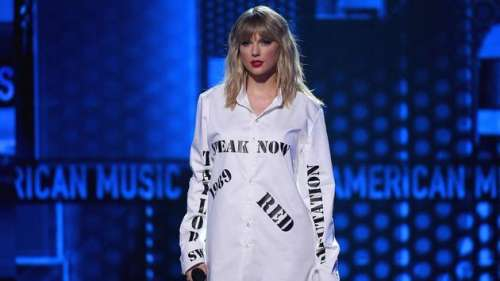 Taylor Swift sacrée «artiste de la décennie» aux American Music Awards