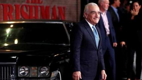 The Irishman: Martin Scorsese suggère de ne pas visionner son film sur un téléphone