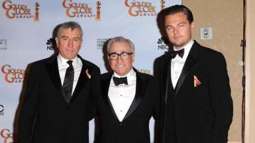 Leonardo DiCaprio et Robert de Niro réunis dans le prochain Scorsese