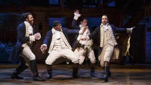 La comédie musicale Hamilton va connaître une nouvelle vie au cinéma