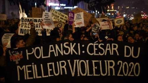 «Écœurée», «effrayée» mais aussi méritée, la victoire de Roman Polanski divise