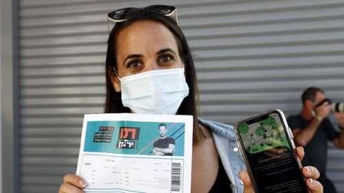 Covid-19: en Israël, une reprise culturelle prudente en dépit de la vaccination record