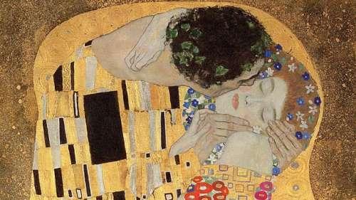 Le Baiser: pour tout l'or de Klimt
