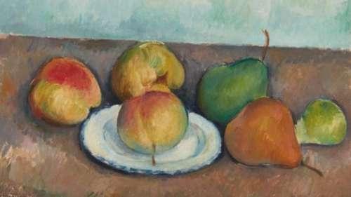 Paul Cézanne et ses pommes à prix d'or