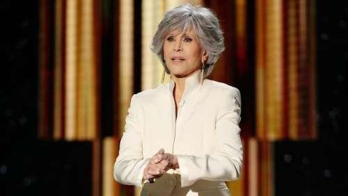 Jane Fonda: «Les livres peuvent changer le monde»