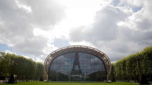 Le Grand Palais éphémère prêt à ouvrir ses portes