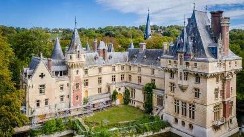 Patrimoine: sauver le château des Barbouzes de Vigny
