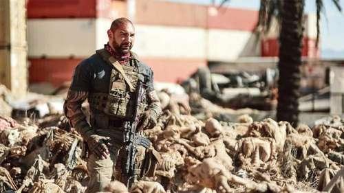 Army of the Dead: le zombie noir de la mélancolie sur Netflix