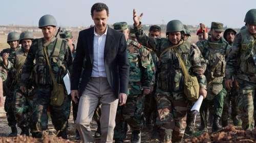 Bachar el-Assad:le mystère du Maître du chaosreste entier sur France 5